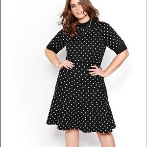 Polkadot Addition Elle Dress